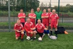 Bury Relics GMWF Autumn League 3rd Nov 2017