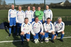 Bury Relics In New Sponsored Kit GMWF Spring League 1st February 2018