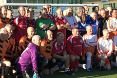 Bury Relics GMWF Autumn League 1st Dec 2017