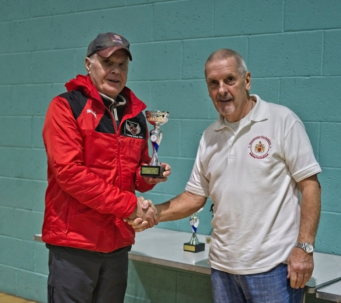 Fleetwood Town Flyers Division 2 Runners Up.