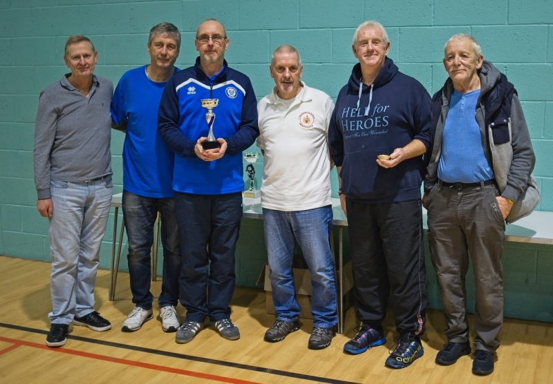 Rochdale AFC Strollers Division 1 Runners Up.