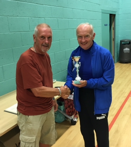 Nash Amblers Division 1 Runners Up GMWF Over 60's Spring League 2018