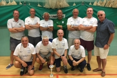 Preston North End Senior Whites Division 3 Winners
