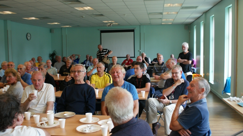 GMWF Over 70's Cup Tournament May 2018