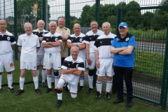 GMWF Over 70's Cup Tournament May 2018 Huddersfield Town WFC