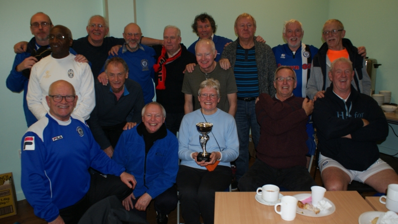 Rochdale AFC Strollers Division 1 Winners