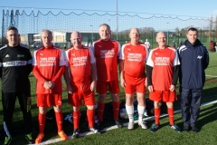 Third Space Seniors WFC At The GMWF Autumn League Dec 2017