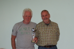 GMWFL May 2017 Presentation Vintage Celtic League Winners