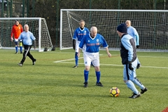 Man City v Rochdale Striders