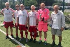 Rochdale AFC Strollers 70s League Winners