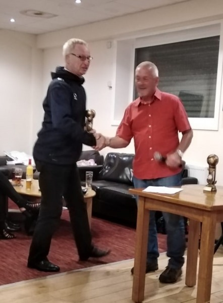 Bill Charlton 65s Managers Player Of The Year 2018