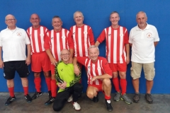 Manchester Corinthians Winners Derby 65s League Cup Tournament 09.08.18