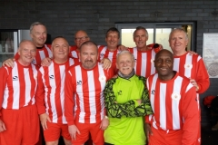 Winners Fleetwood Over 60's WF Tournament 27.04.18