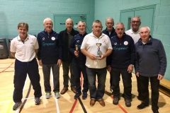 Manchester Corinthians 65s Division 3 Winners GMWF Spring League 2019
