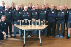Manchester Corinthians AGM 15.01.20 With 2019 Trophies
