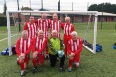 Manchester Corinthians Reds Runners Up Cheshire Tournament 11.10.18