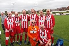 Manchester Corinthians Reds Winners Chorley 50s Tournament 25.05.19