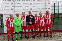 Manchester Corinthians Reds Winners Fleetwood 60s Tournament 23.06.19