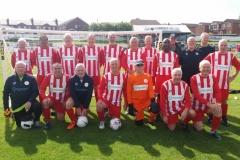 Manchester Corinthians Reds & Whites Chorley Tournament 25.05.19