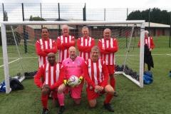 Manchester Corinthians Whites Winners Cheshire Tournament 11.10.18
