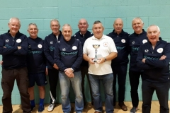 Manchester Corinthians Winners GMWF Over 65s Division 2 Autumn League 2019