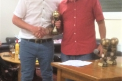 Ray Richards 65s Players Player Of The Year 2019