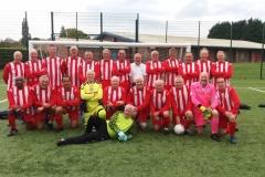 Manchester Corinthians Squad Cheshire Tournament 11.10.18