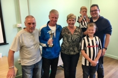 Grimsby Corinthians Runners Up