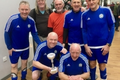Salcom Winners GMWF 60s Division 4 Autumn League 2019
