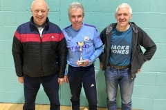 Man City Runners Up GMWF 70s Division 2 Autumn League 2019