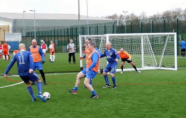 Is Walking Football Over 60's, Over 65's The Answer?