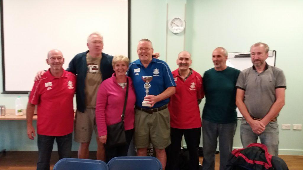 Martin Dawson Trophy 2017