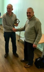 Manchester Walking Football Over 65 Cup November 2017