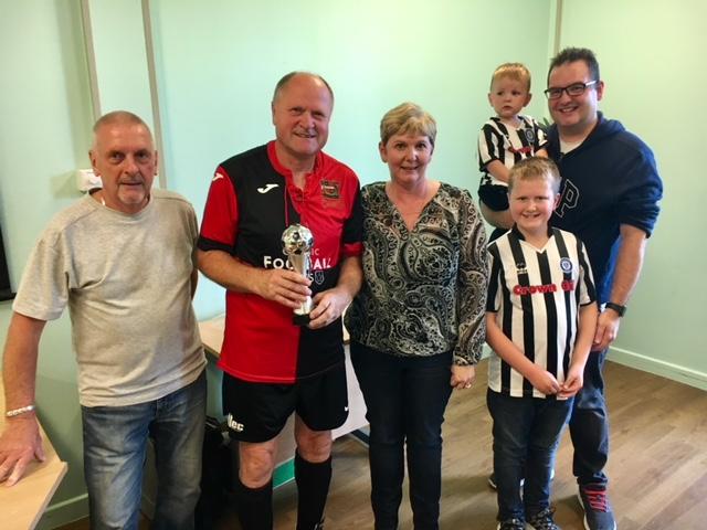 Martin Dawson Trophy 2018