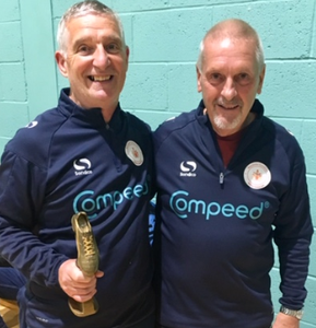 Manchester Walking Football 65s June 2019
