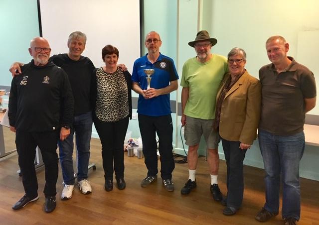 Martin Dawson Trophy 2019