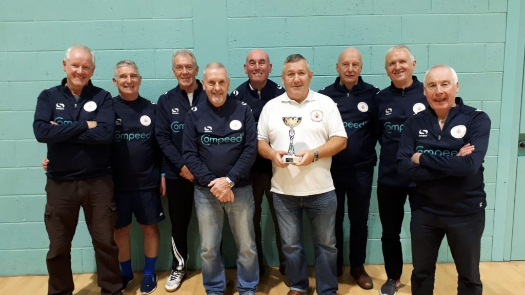 Manchester Walking Football December 2019