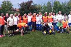 Friendly v Droylsden Dynamos