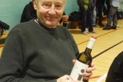 Pat Fitzgerald Wins The Fair Play Award GMWF Over 70's Cup Tournament 08.11,18