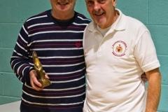 Ray Richards (Chorley FC) Winner Golden Boot Award
