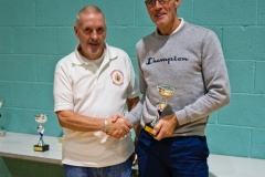 Manchester Corinthians Division 3 Runners Up