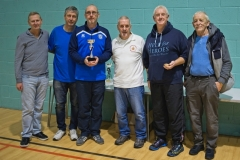 Rochdale AFC Strollers Division 1 Runners Up