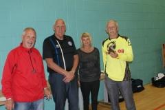 Golden Gloves Winner Ron Blakeley