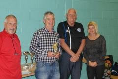 Golden Boot Winner Ray Richards