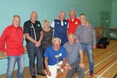Preston North End Senior Whites Runners Up