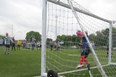 Ron Blakeley Saves In The Final Penalty Shootout