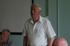 82 Year Old Player Bernard Roddy