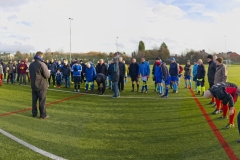 Paul Gardner Gives The Pre Match Briefing