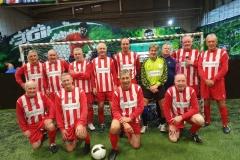 Halifax 55s Tournament Manchester Corinthians Reds & Whites