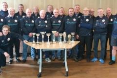 Manchester Corinthians AGM 15.01.20 With 2019 Trophies